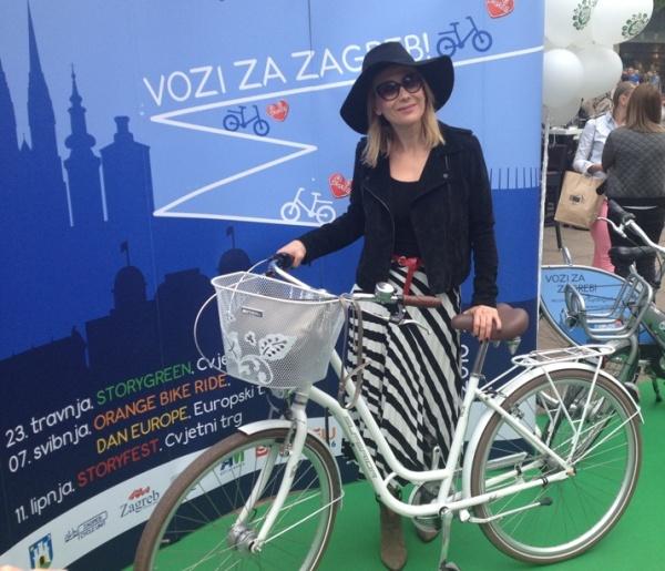 Ecija Ojdanić upisala bicikl u ISR 600x515